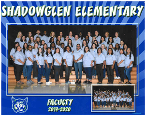 ShadowGlen Elementary 19-20 Faculty