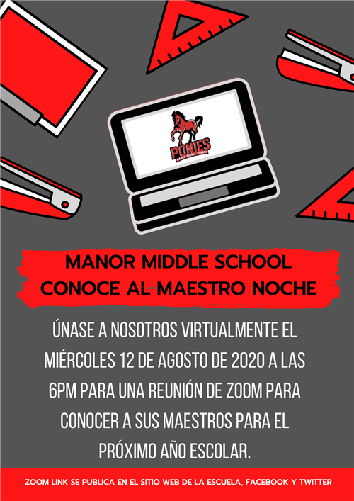 flyer in spanish
