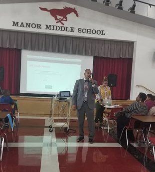 Manor Middle / Homepage