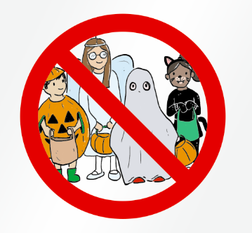 No Halloween Costumes at MMS