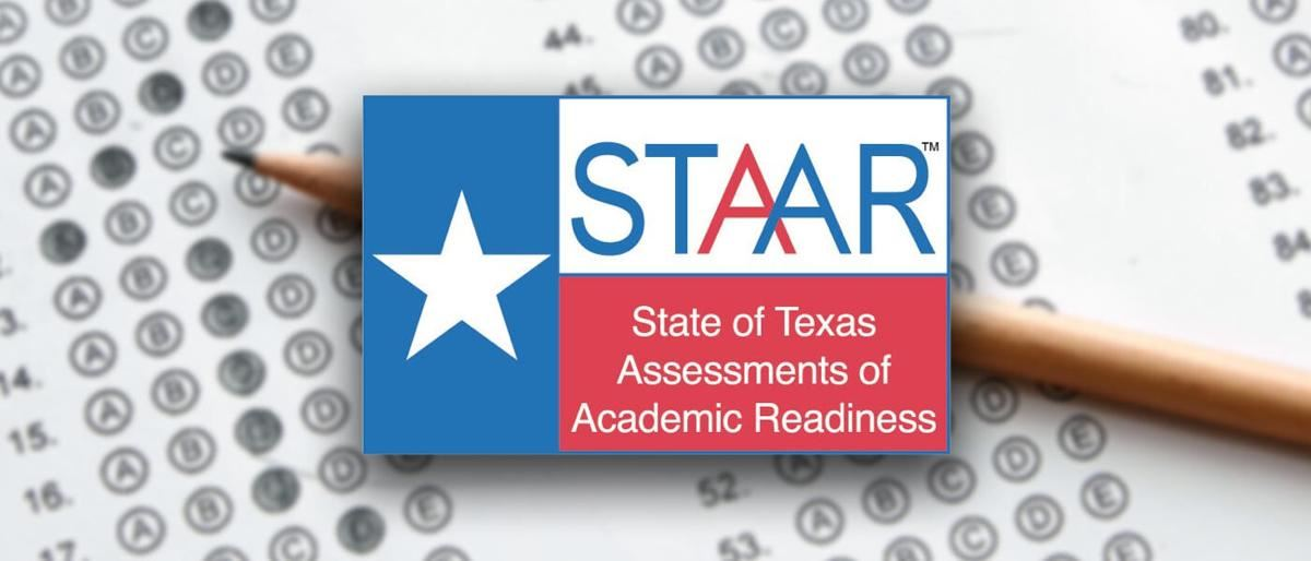 Staar test and scantron