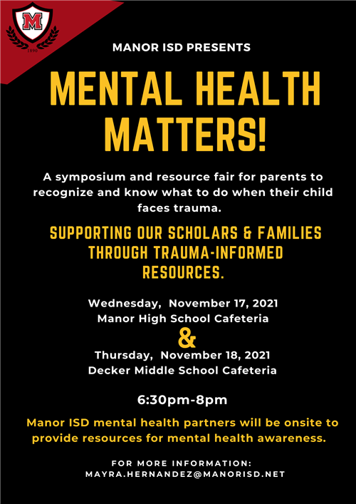 Mode of Dress Flyer