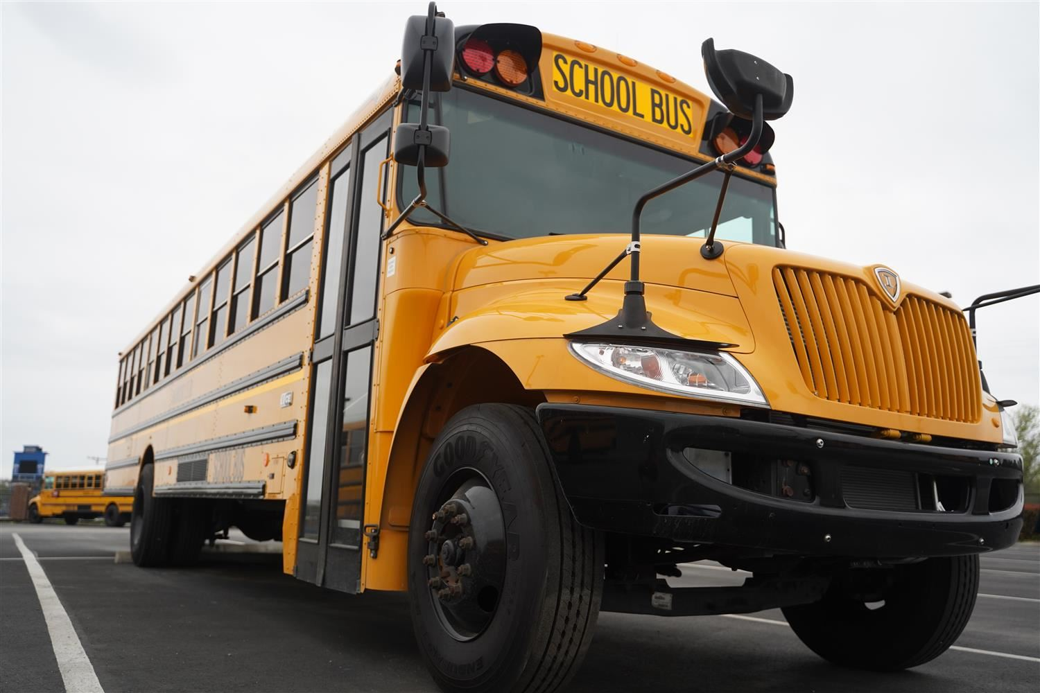 MISD New Bus