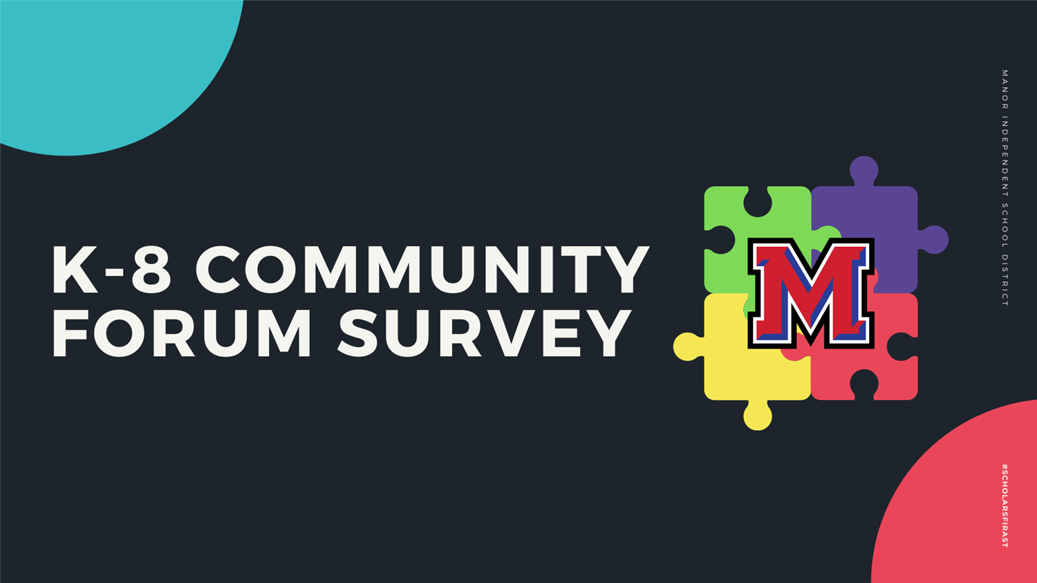 Manor ISD K-8 School Survey