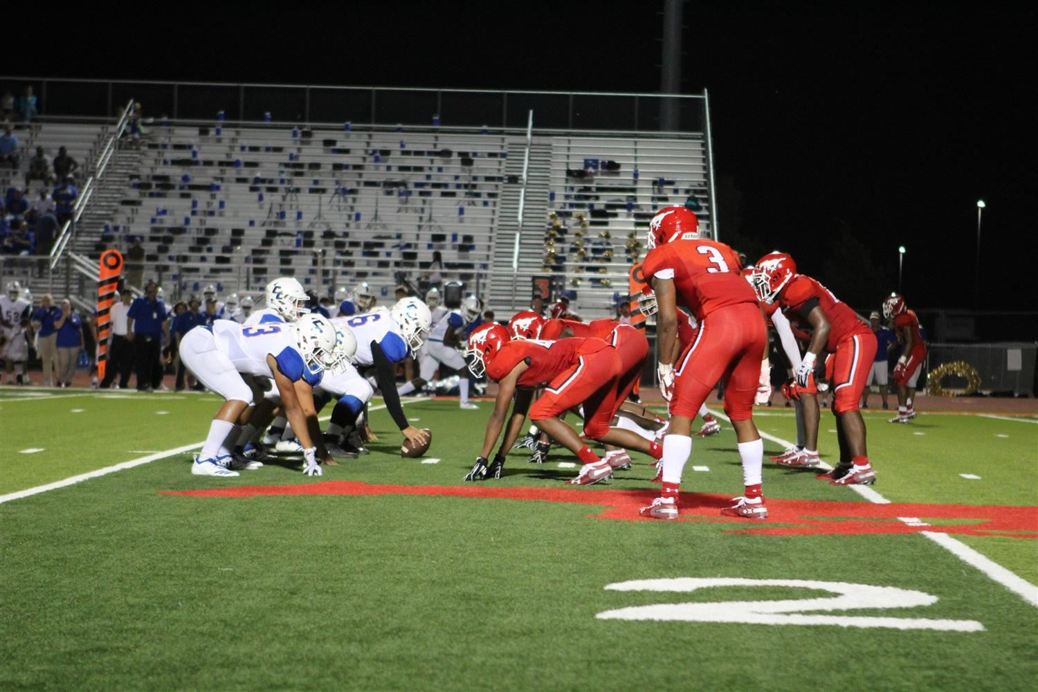 mhs football vs. copperas cove