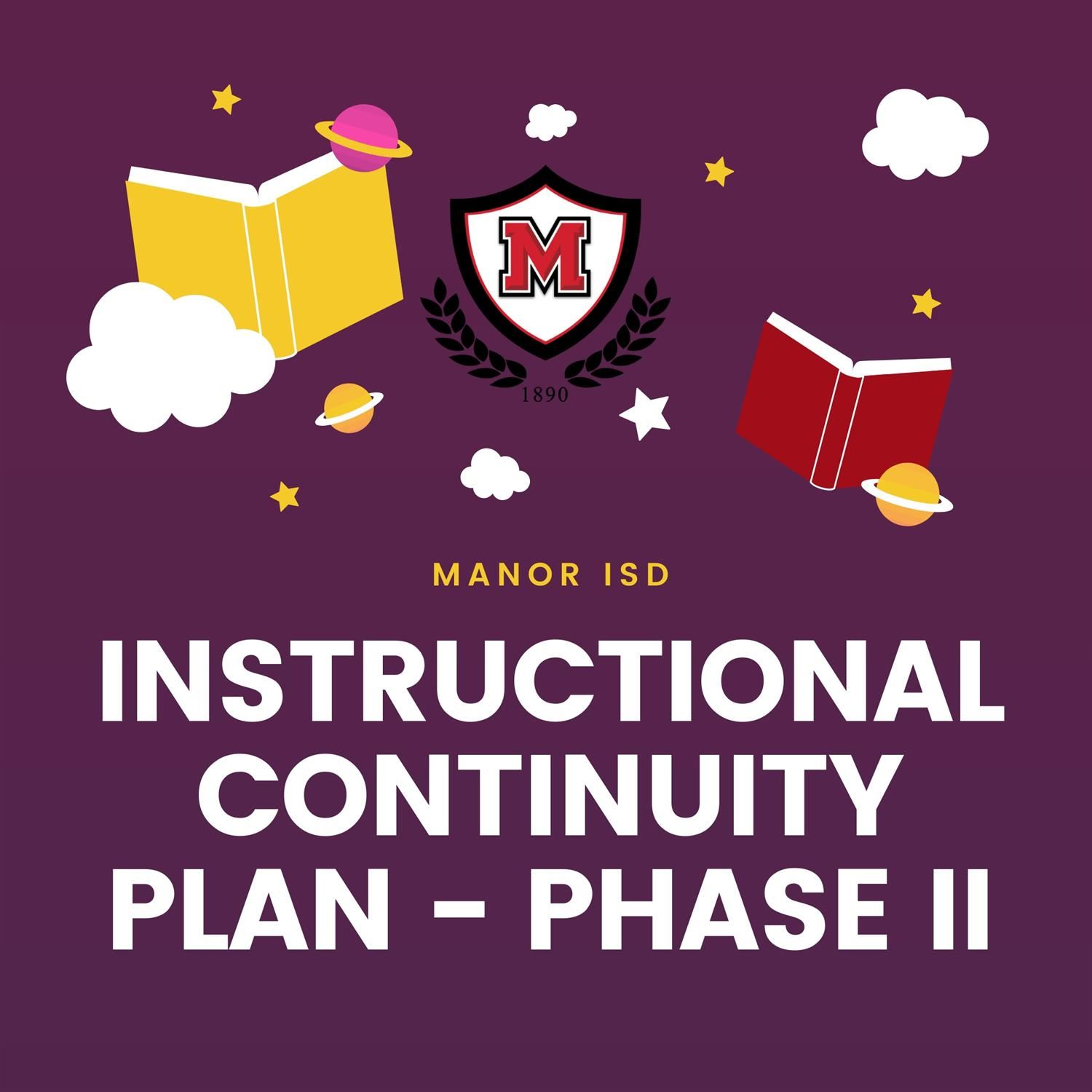 Instructional Continuity Plan - Phase II