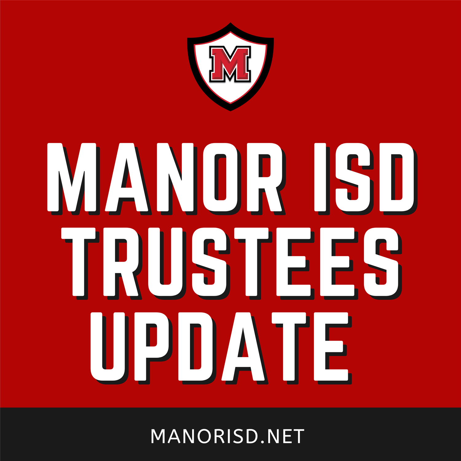 January 11, 2021 Special Called Board Meeting of the Manor ISD Board of Trustees