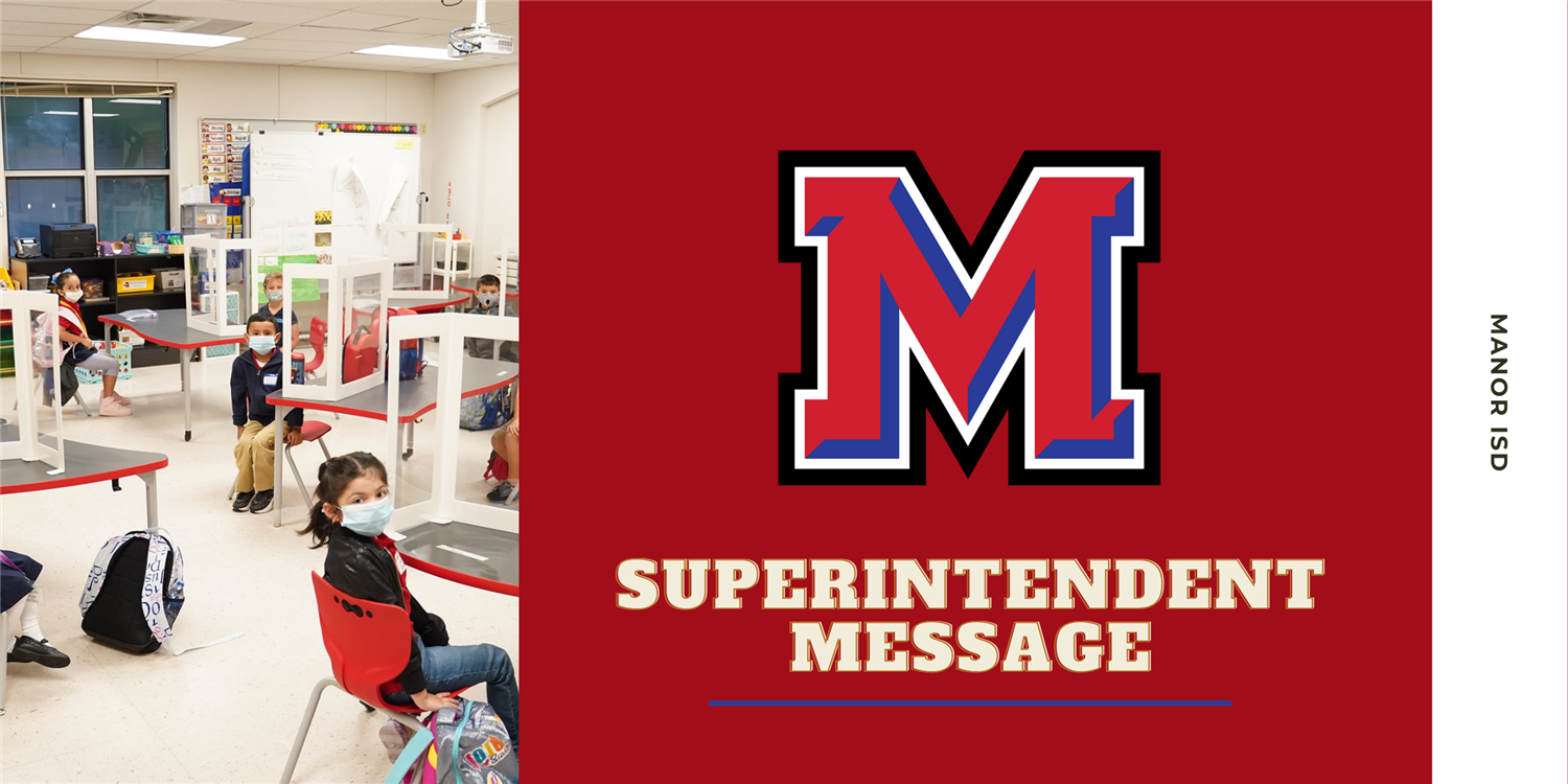 Manor ISD Safe Return November 30