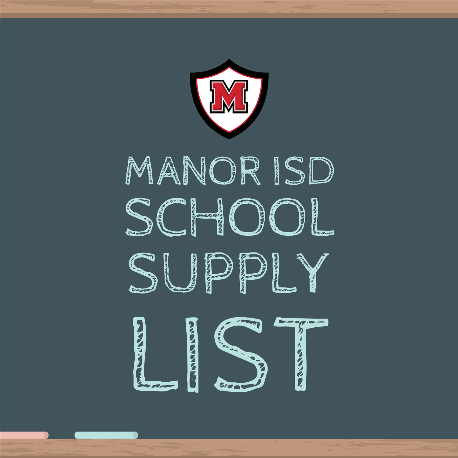MISD Supply Lists for 2020-2021 School Year Now Available