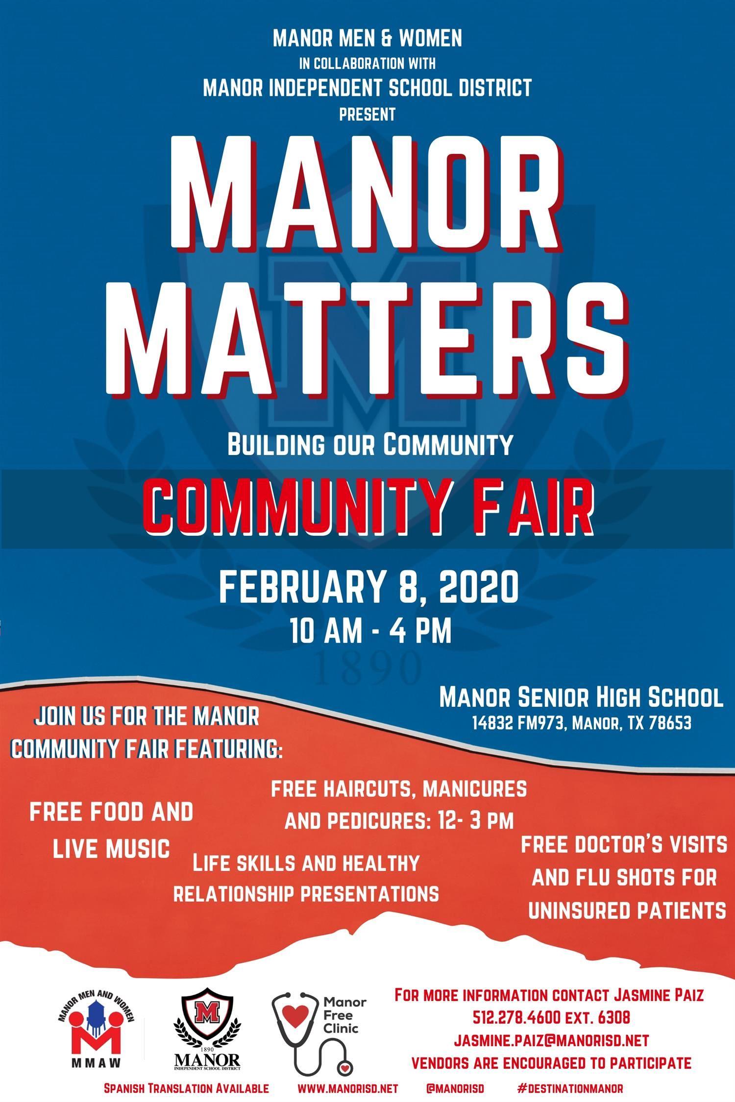 manor matter