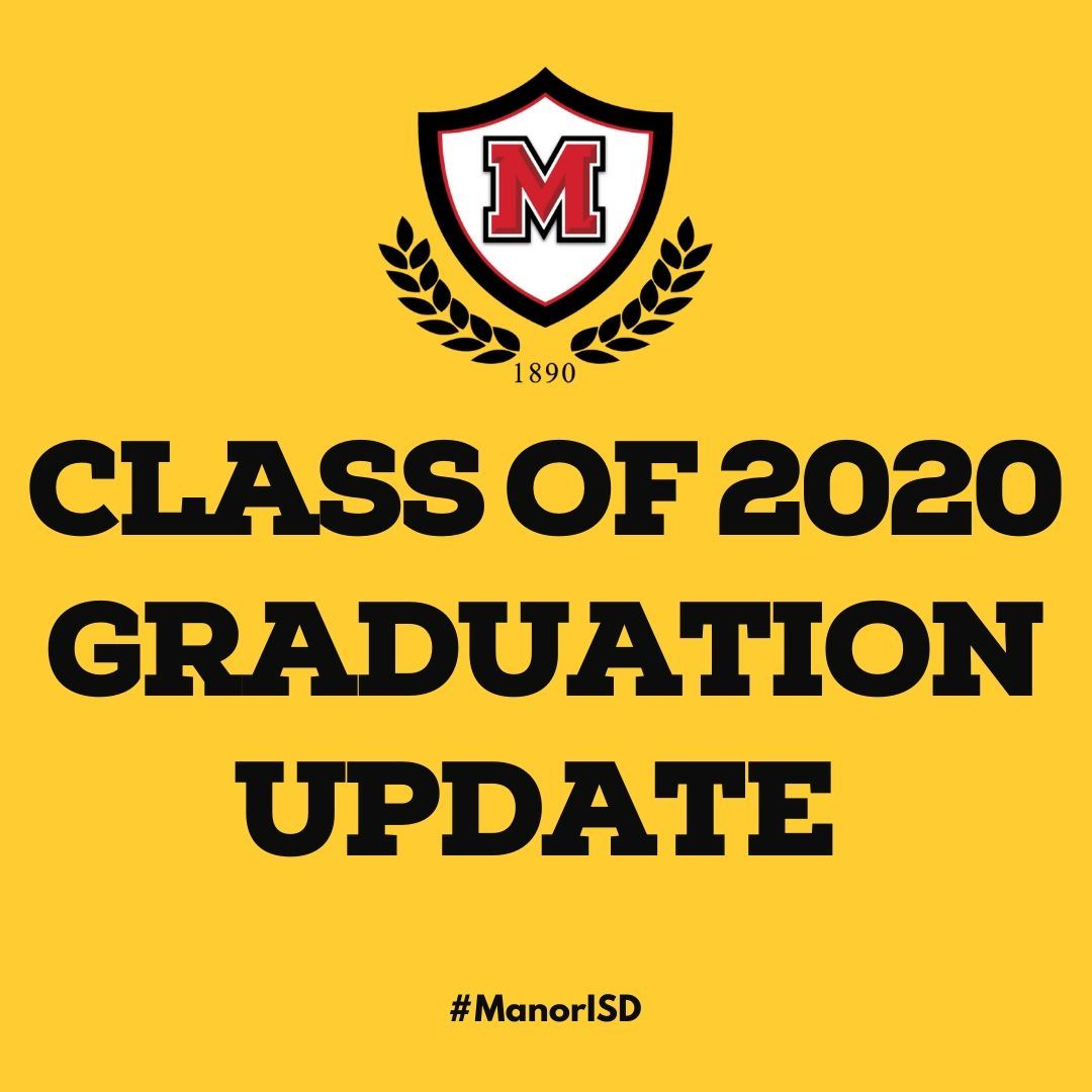 MISD Class of 2020 In-Person Graduation Instructions