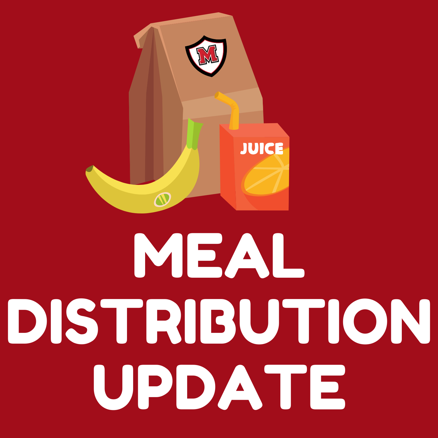 UPDATE: Manor ISD Reduces Meal Distribution to One Location