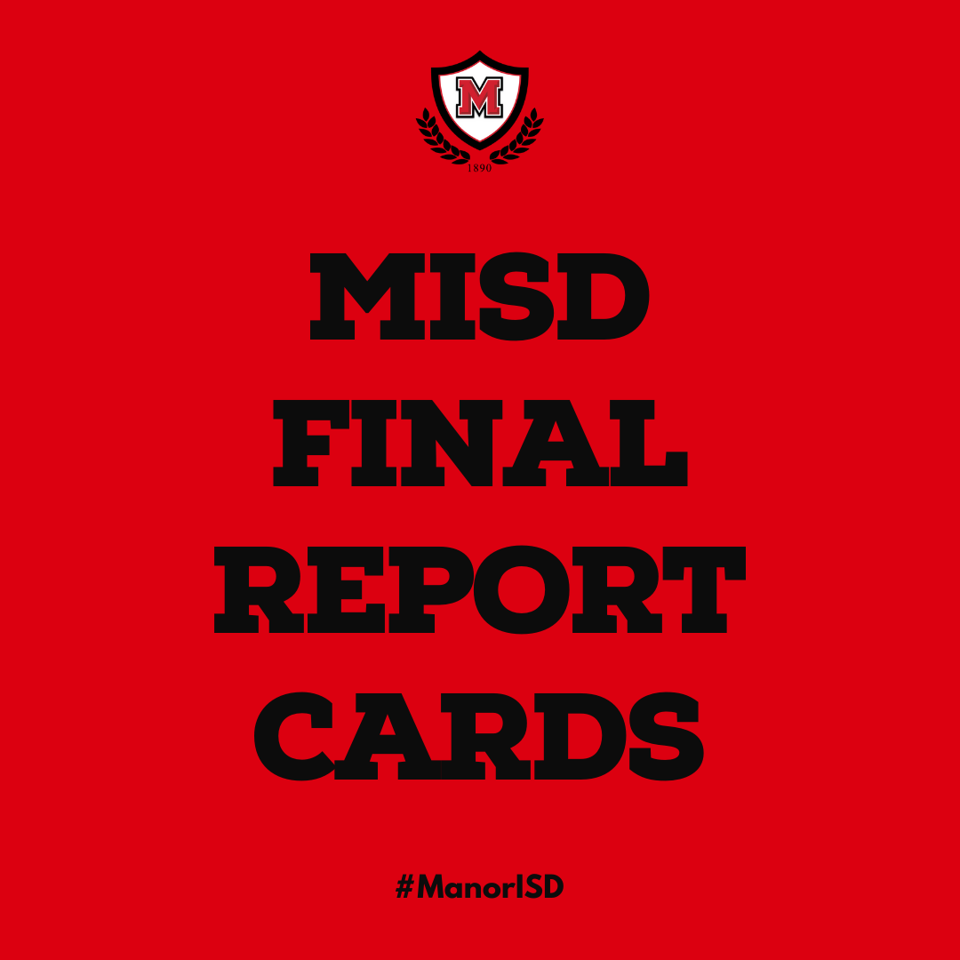 MISD Final Report Cards