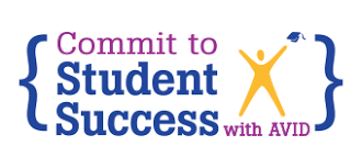 AVID Commit to Success Logo